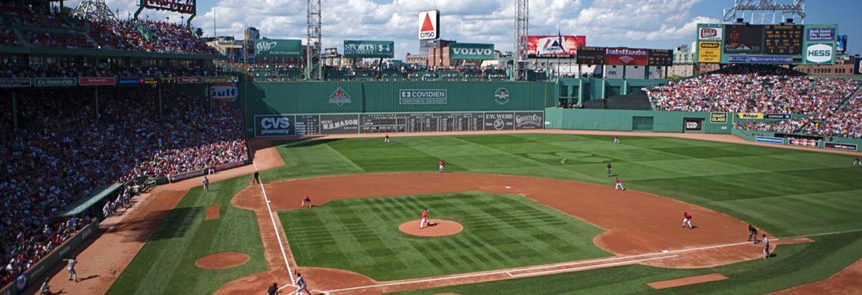Fenway Park,Boston, Massachusetts, USA