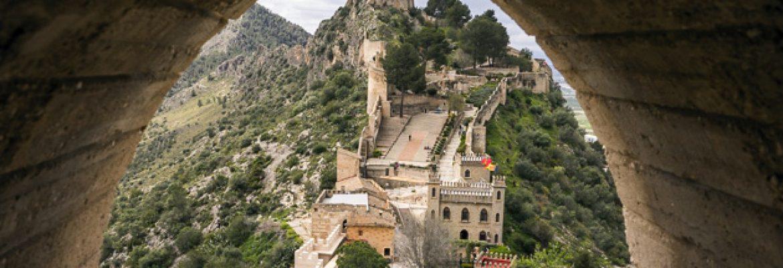 Castillo de Xàtiva,Xàtiva, Valencia, Spain