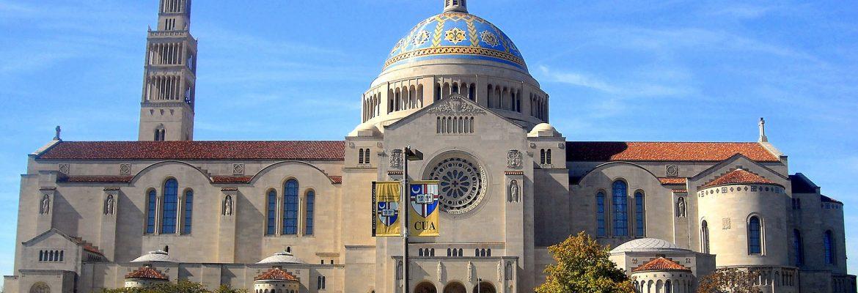 Basilica of the National Shrine of the Immaculate Conception, Washington, DC, USA