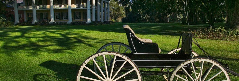 Houmas House Plantation and Gardens, Darrow,Louisiana, USA