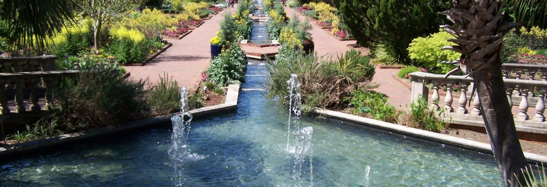 Riverbanks Botanical Garden,West Columbia,South Carolina, USA