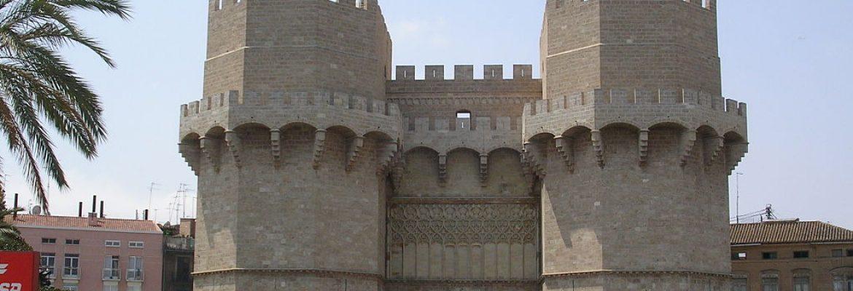 Torres de Serranos,Valencia, Spain