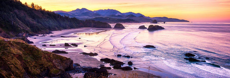 Ecola State Park,Cannon Beach,Oregon, USA