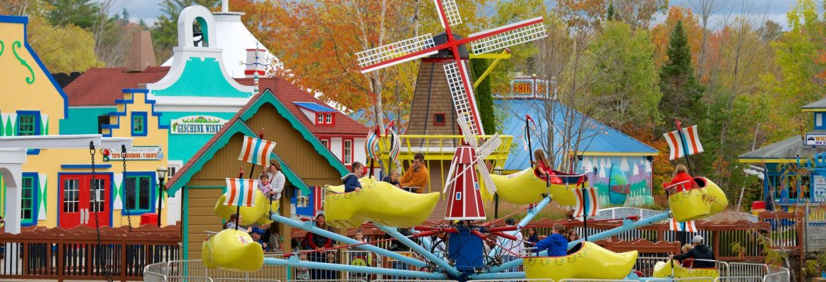 Story Land Theme Park, Glen, New Hampshire, USA