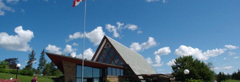 Alexander Graham Bell National Historic Site, NS, Canada