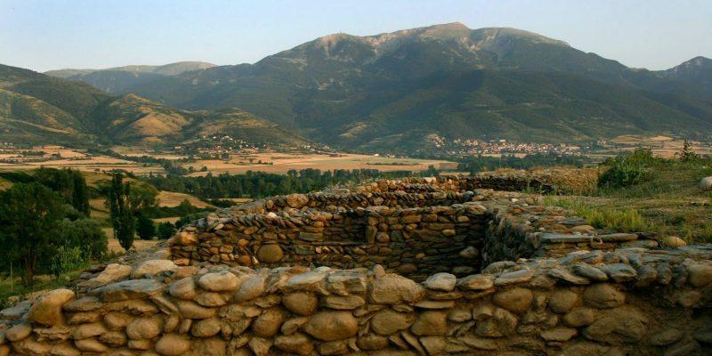 El Castellot de Bolvir,Gerona, Spain