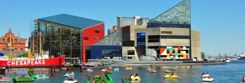 National Aquarium, Baltimore, Baltimore, Maryland, USA