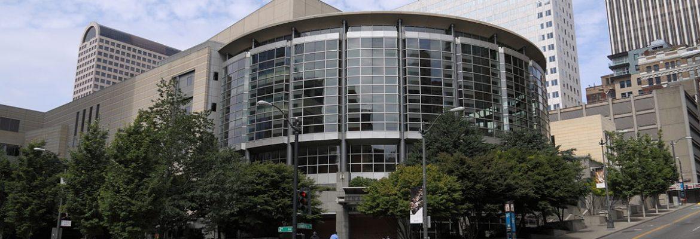 Benaroya Hall, Seattle,Washington, USA