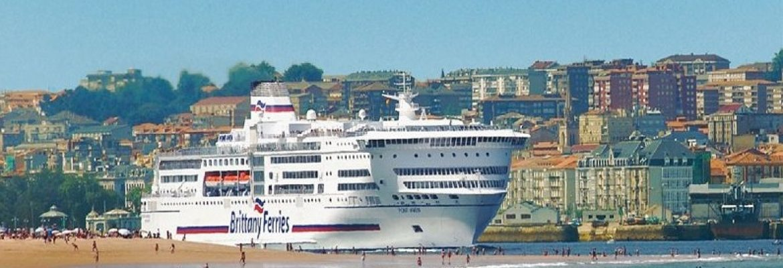 Ferry Santander Spain   Plymouth, Portsmouth UK, Brest France