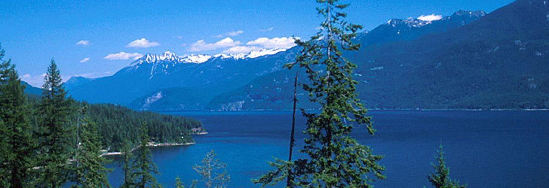 Kootenay Lake,British Columbia, Canada