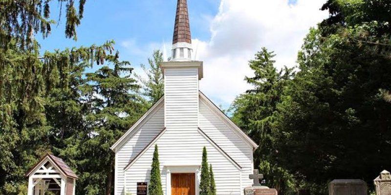 Mohawk Chapel,Brantford, ON N3T, Canada