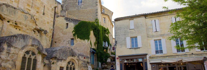 Jurisdiction of Saint-Emilion, Unesco Site,Aquitaine, France