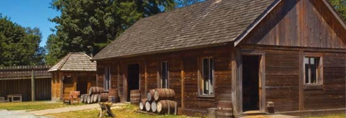 Fort Langley National Historic Site,BC, Canada