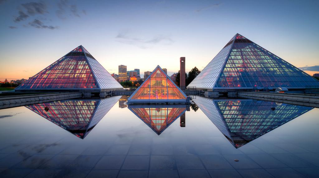 Muttart Conservatory, Edmonton, AB, Canada – Heroes Of Adventure