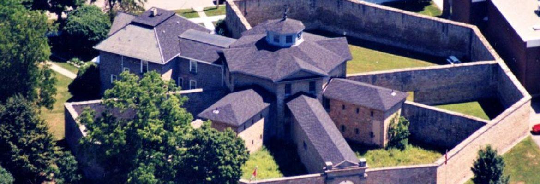 Huron Historic Gaol,ON, Canada