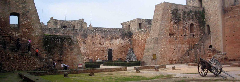 Castillo de Niebla,Niebla, Huelva, Spain