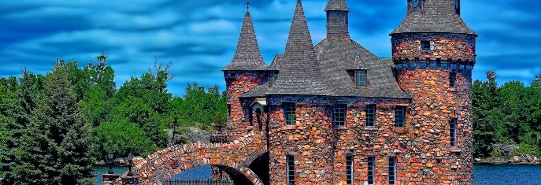 Boldt Castle,1 Heart Island, Alexandria Bay, NY