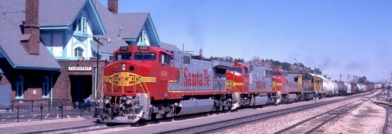 Railroad Addition Historic District and Boundary Increase, Flagstaff, Arizona, USA