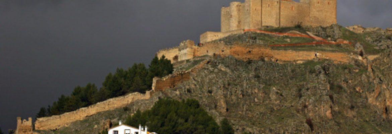 Castillo de Segura de la Sierra,Jaén, Spain