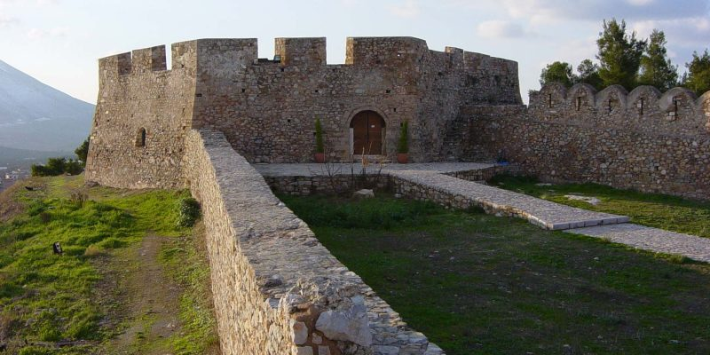 Karababa Castle,Xirovrisi, Greece