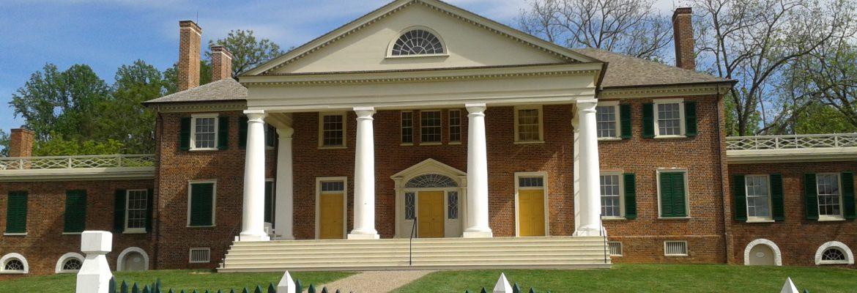 James Madison's Montpelier,Montpelier Station, Virginia, USA