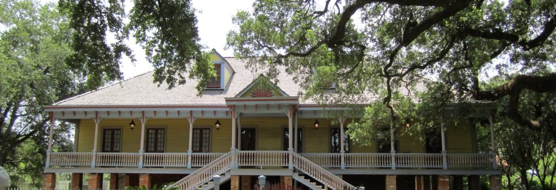 Laura: A Creole Plantation, Vacherie,Louisiana, USA