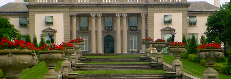 Nemours Mansion & Gardens, Wilmington, Delaware, USA