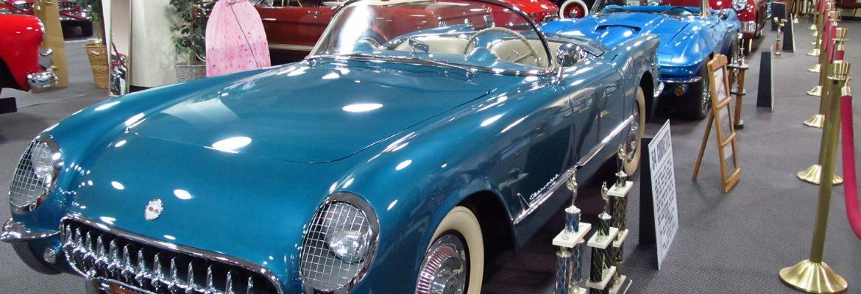 Don Laughlin's Classic Car Collection, Laughlin,Nevada, USA