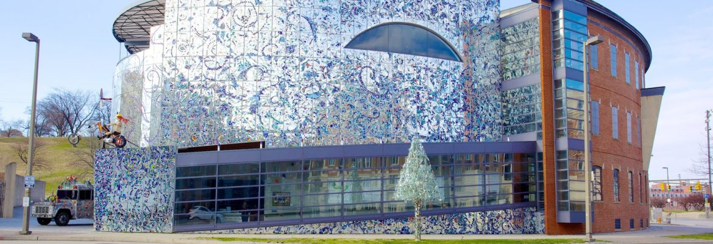 American Visionary Art Museum, Baltimore, Maryland, USA
