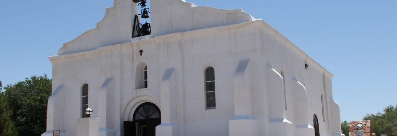 El Paso Mission Trail, El Paso,Texas, USA