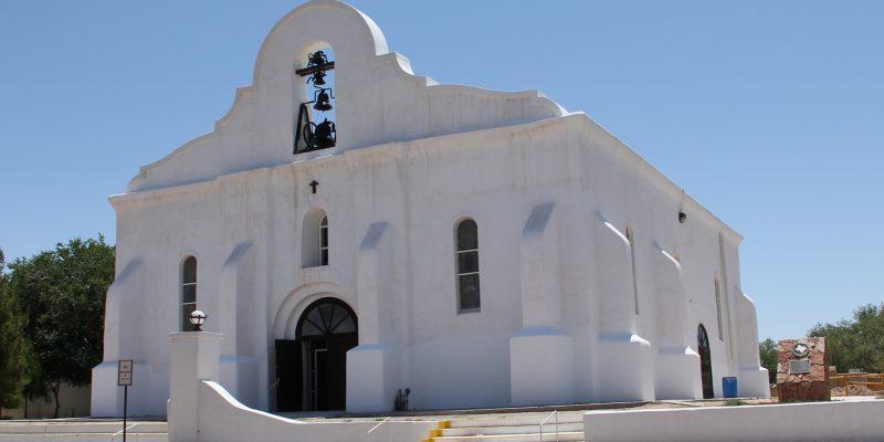 Hueco Tanks State Historic Site, El Paso,Texas, USA