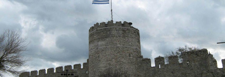 Castle Kavala,Kavala, Greece