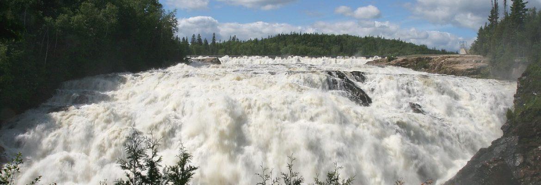 Magpie Falls, Wawa, ON, Canada