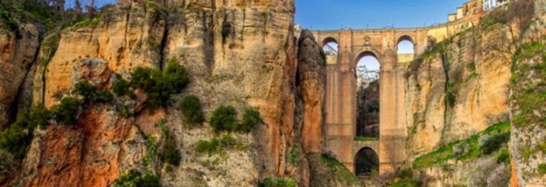 Puente Nuevo,Ronda, Málaga, Spain