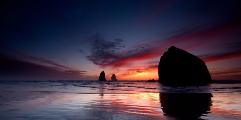Cannon Beach, Oregon, USA