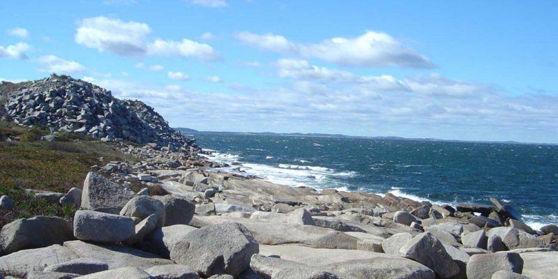 Halibut Point State Park, Rockport,Massachusetts, USA