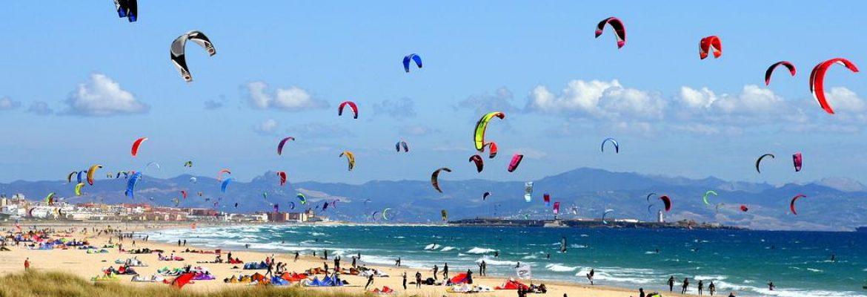 Playa Valdevaqueros, Tarifa, Spain