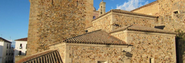 Centro de Interpretación de las Tres Culturas de la Torre de Bujaco, Cáceres, Spain