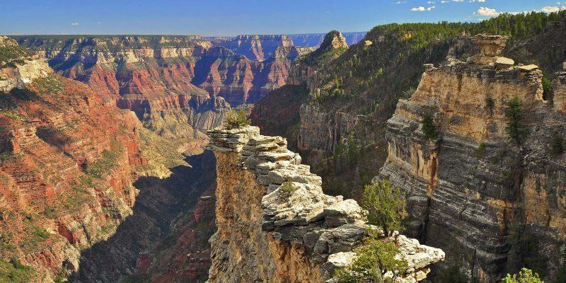 Grand Canyon North Rim, Grand Canyon National Park,Arizona, USA