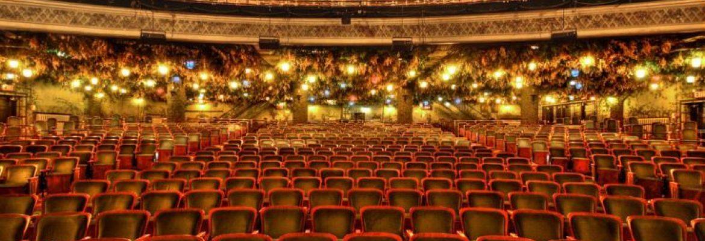 Elgin and Winter Garden Theatre Centre,Toronto, Canada