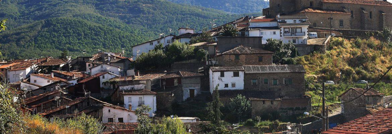 Hervas, Caceres, Spain