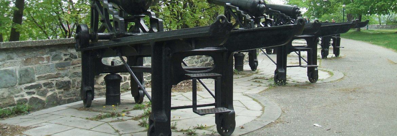 Montmorency Park National Historic Unesco Site, Québec City, Canada