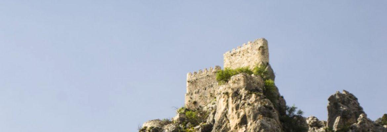 Mirador Castillo de Albanchez,Mágina, Jaén, Spain
