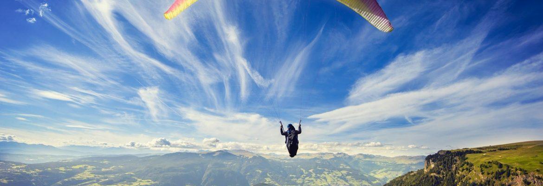 Paragliding and Handgliding School,Montefalcone nel Sannio CB, Italy