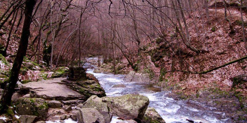 Livaditis Waterfall, Livaditis Xanthis, Greece