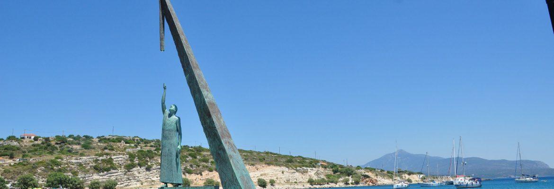 Pythagoreio of Samos, Unesco Site, Pythagoreio, Greece