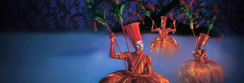KA – Cirque du Soleil, Las Vegas,Nevada, USA