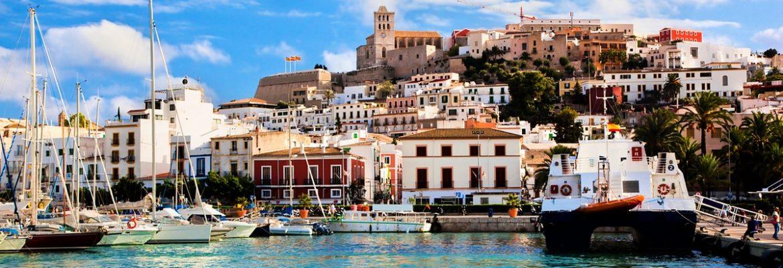 Ibiza, Unesco Site, Ibiza, Spain
