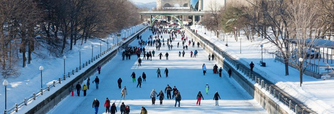 Rideau Canal Unesco Site,ON, Canada
