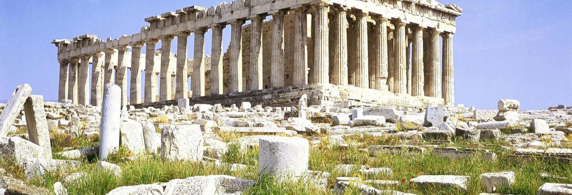 Acropolis of Athens, Unesco Site, Athens, Greece